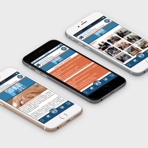 Applicazione iOS & Android Cromon